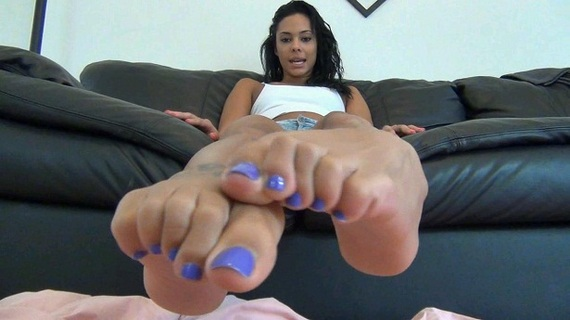 Danica logan foot worship