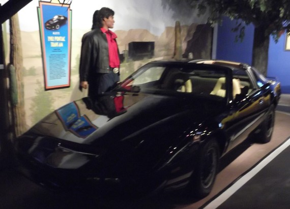 Hollywood star cars museum questionables and fakes two for Auto stockerau