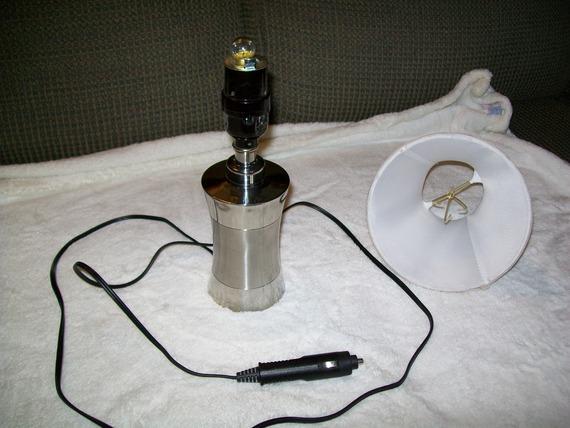 small 12 volt lamp socket. Black Bedroom Furniture Sets. Home Design Ideas