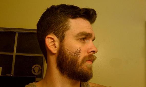 King Leonidas Beard Style