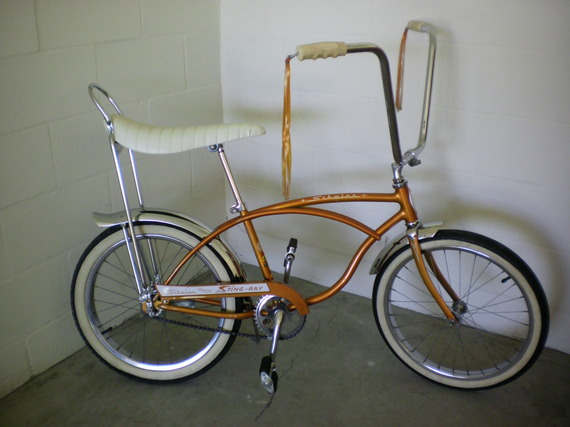 1965 schwinn stingray coppertone deluxe in 1965 schwinn bicycles forum
