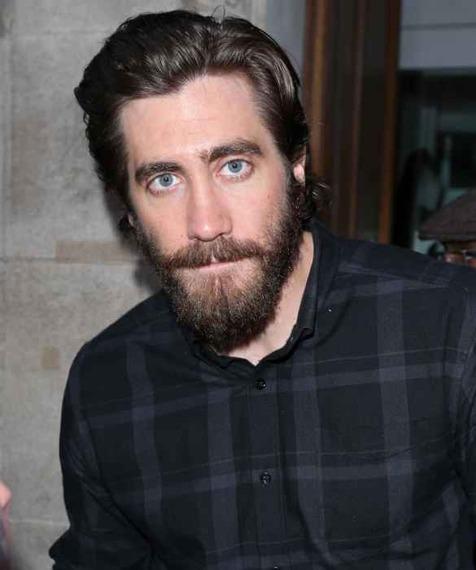 jake gyllenhaal beard - photo #12