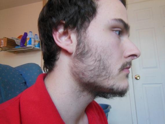 New Do asians grow facial hair faster