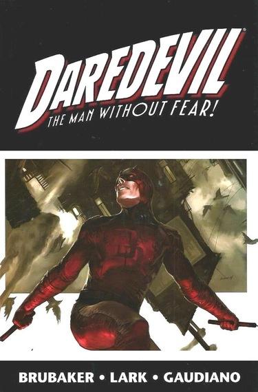 UNREAD Book 1 Daredevil By Ed Brubaker /& Michael Lark Ultimate Collection