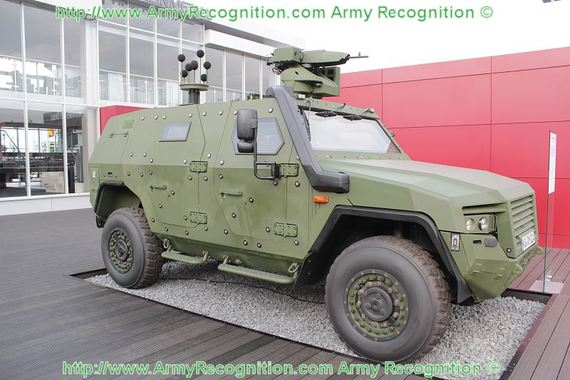 The Armoured Multipurpose Vehicle (AMPV) is a family of 4x4 vehicles
