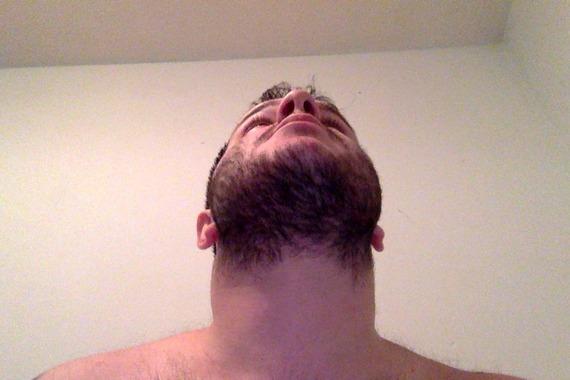 Blackhe Hiding In Beard I Get Them All