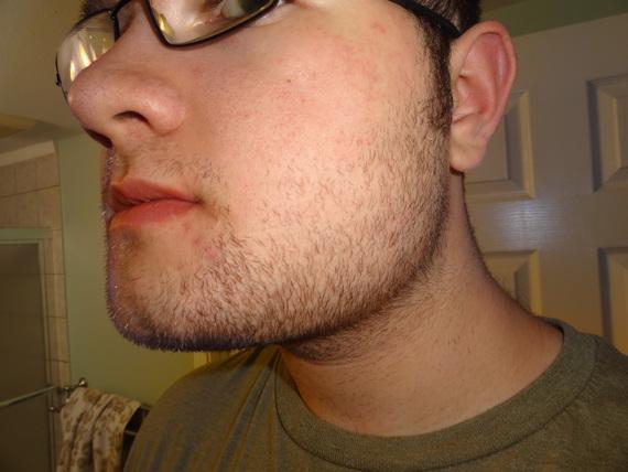 Drag balls first facial hair not milf