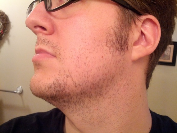 how to make facial hair grow faster after shaving