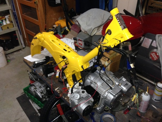atc125m to ct110 engine swap honda trail ct90 ct110 forum rh tapatalk com