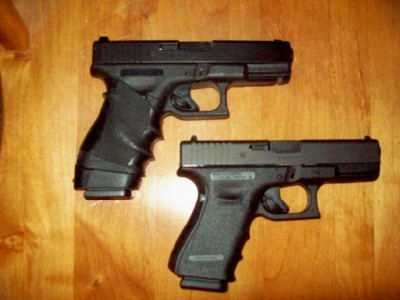 glock 19 gen 4 vs gen 3 image search results