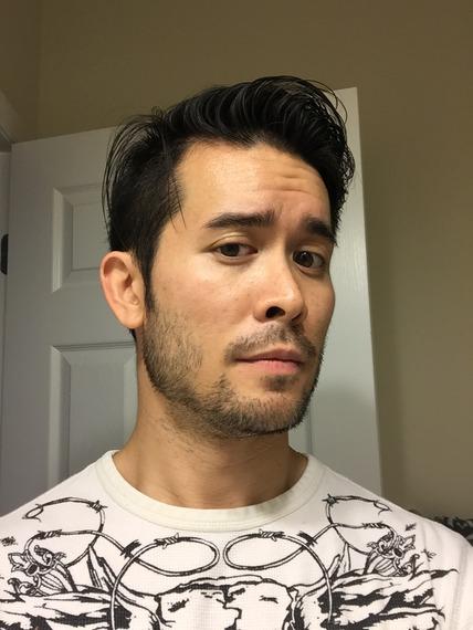 Asian first facial