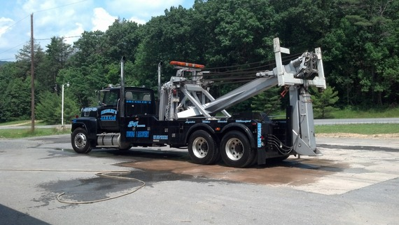 Used holmes 850 wreckers autos post