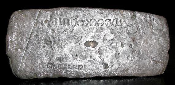 Spanish Silver Bars The Treasures Of Utah