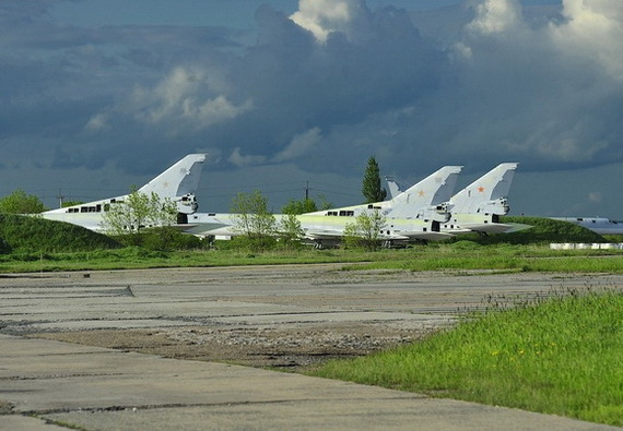 Vozdvizhenka aircraft graveyard russia in the air forces forum