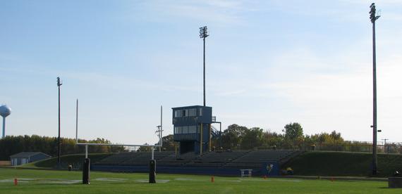 Ithaca Stadium Renovations Michigan High School Football