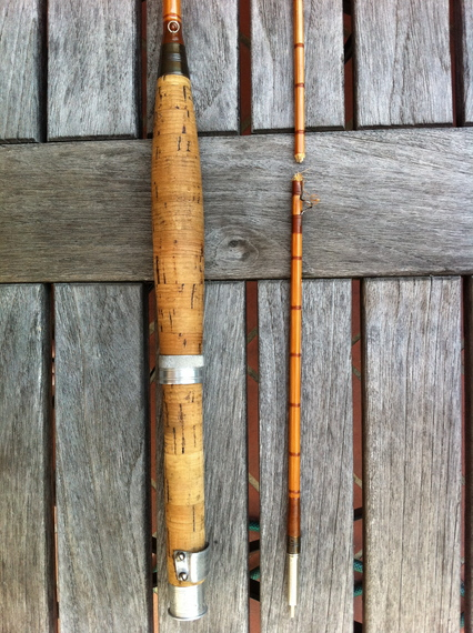 The Classic Fly Rod Forum • How to repair a broken bamboo rod