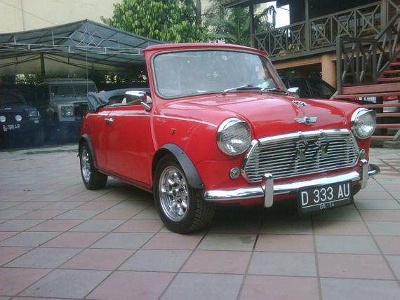mini rover cabrio indonesia the mini cabriolet register. Black Bedroom Furniture Sets. Home Design Ideas