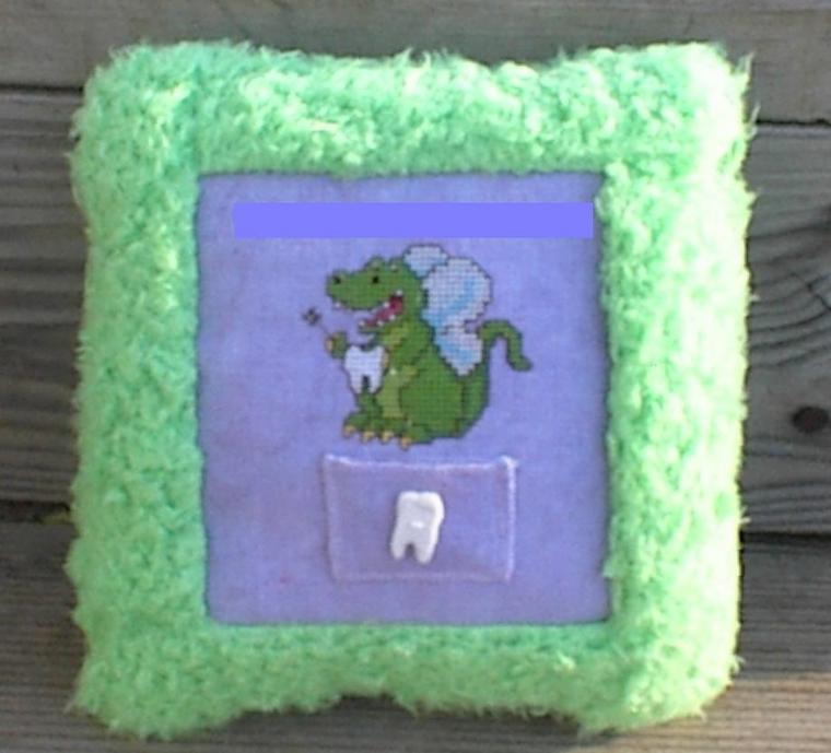 Toothasaurus Rex Tooth Fairy Pillow.JPG