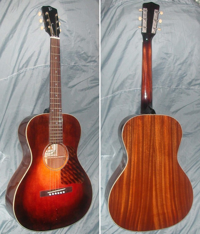 C Fox Guitar For Sale Fox Guitars - Gibson-i...