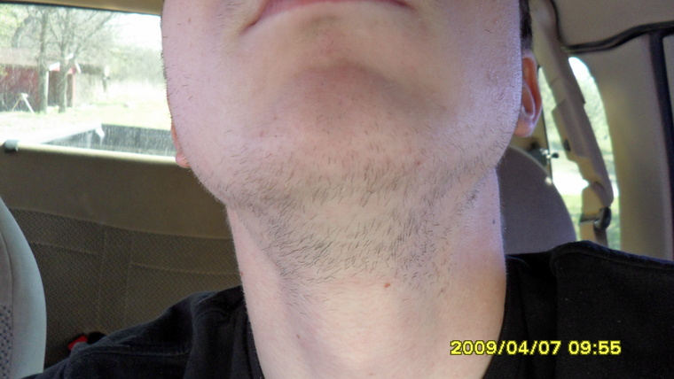 how to grow more stubble