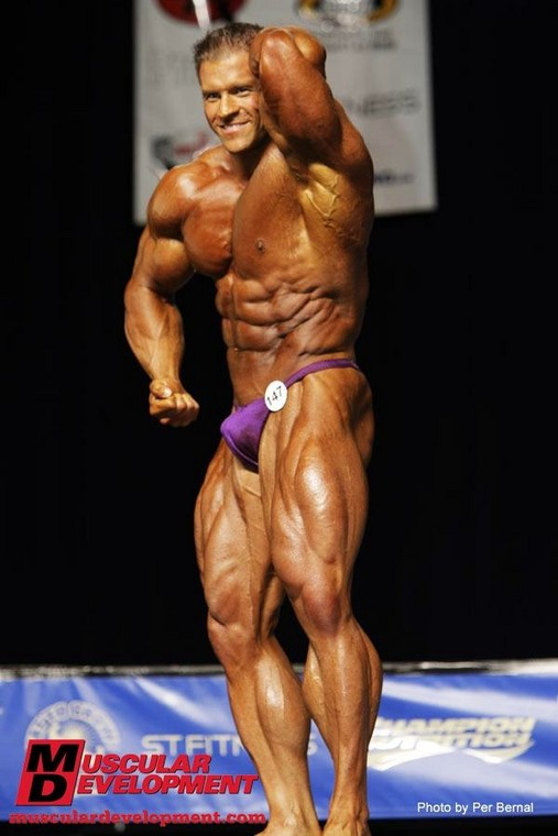 Jeff Long earns pro card at 2009 Nationals - Bodybuilders Inc.