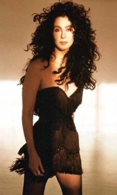 Cher 80s Hair