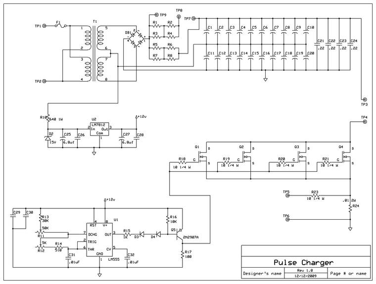 direct drive desulfator design lead acid battery desulfation rh tapatalk com battery desulfator schematic diagram