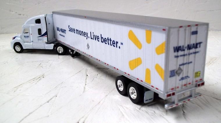 Internal Releases Walmart And Mcdonalds Trucks In 1 87th