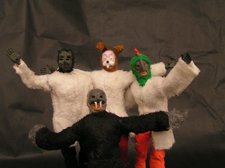 Beatles walrus costume