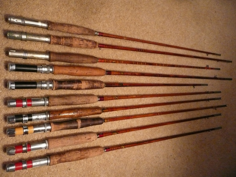The classic fly rod forum montague red wing for Montague fishing rod