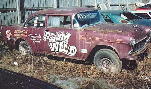 remember that car racing at St. Thomas Ontario. Still has the ...