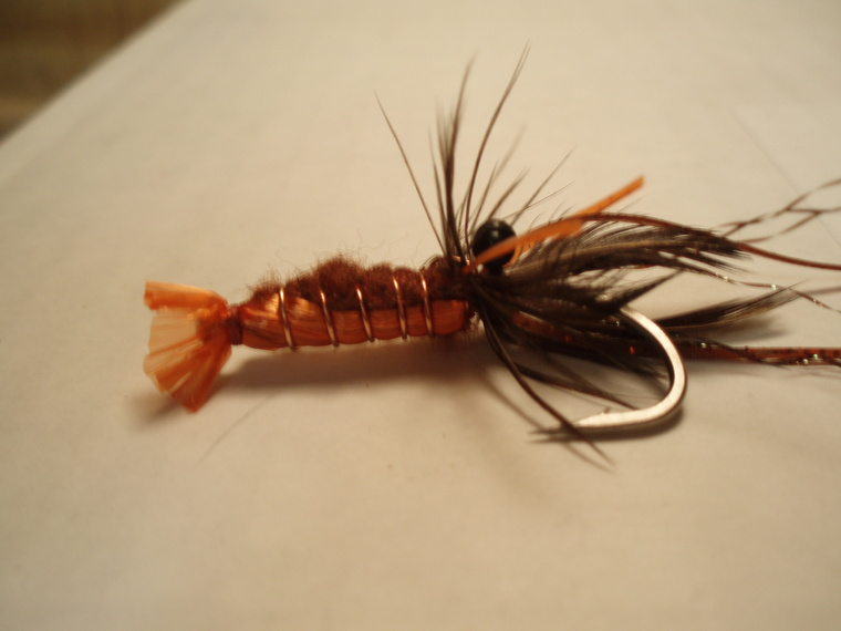 Ultralight fly fishing crayfish patterns for Ultralight fly fishing