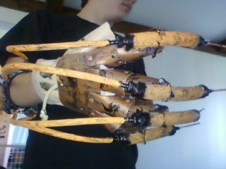 how to make scarecrow fear injectors