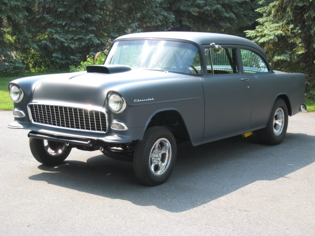 55 Chevy Projects for Sale