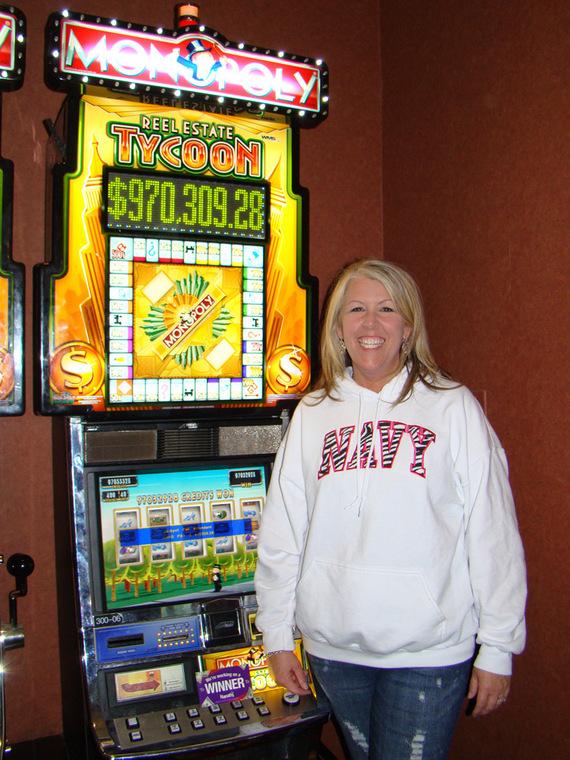 borgata slots winners in tunica