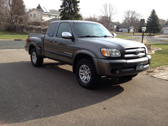 2003 toyota tundra v8 4x4 mn bass cat boats. Black Bedroom Furniture Sets. Home Design Ideas