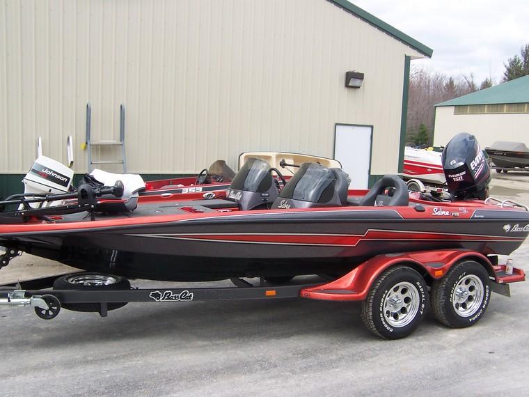 Dark Colored Basscat Bass Cat Boats