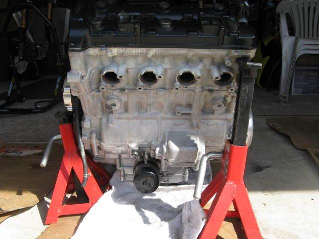 2006 GSXR 1000 SuperStock Spec Motor Mat Mladin Owned