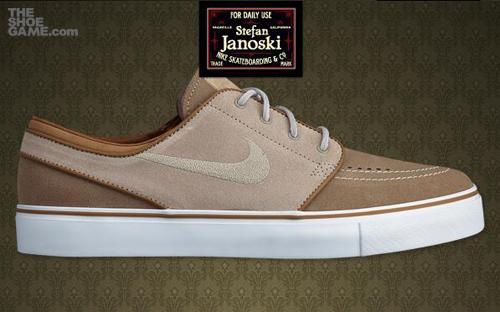 Nike Janoski Cream