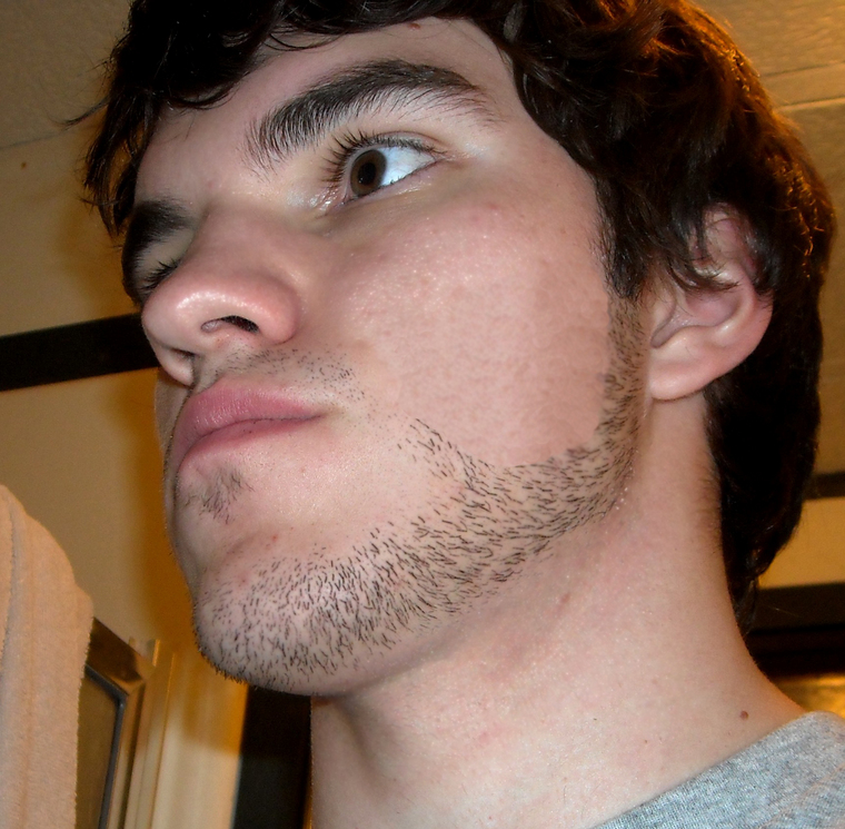 how to make stubble look good