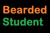 Bearded Student