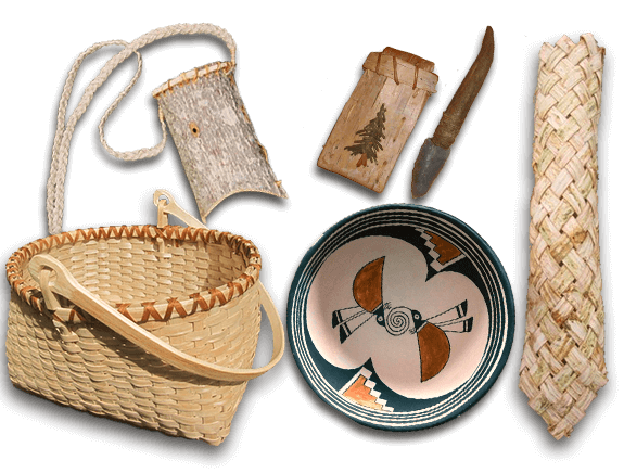 Banner Image: Collage (made by DWD) of items crafted by forum members