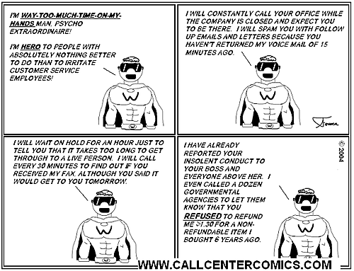 Call center funnies & other funny stuff - The All New Princess Bar ...