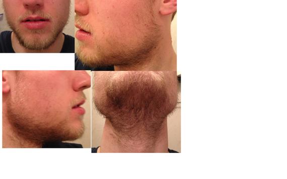 jax teller beard