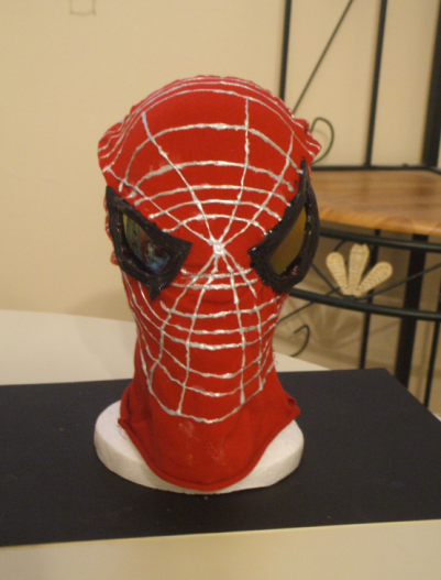 Spider-Man Mask. - The League of Heroes - The Original Comics/Sci Fi ...