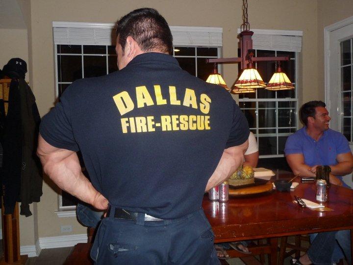 Image result for steve kuclo firefighter